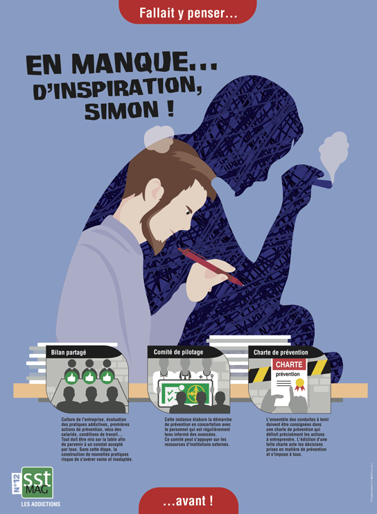 POSTER N°12 - Addictions 1