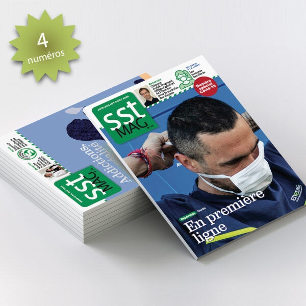 Abonnement SST Mag - 1 an 1