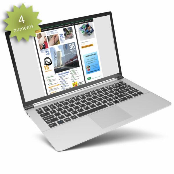 Abonnement numérique SST Mag – 1 an 1